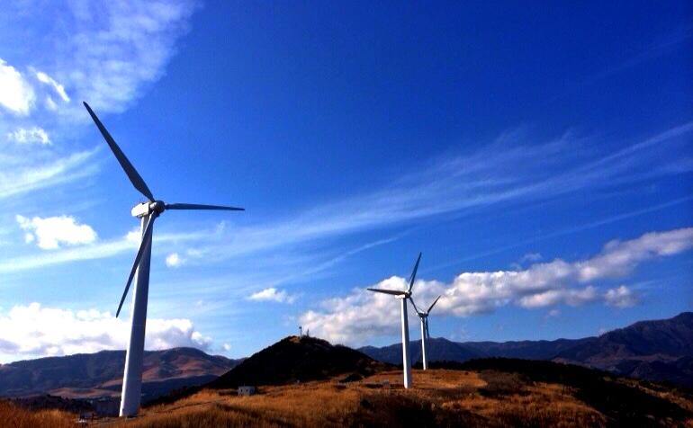 東伊豆町風力発電所