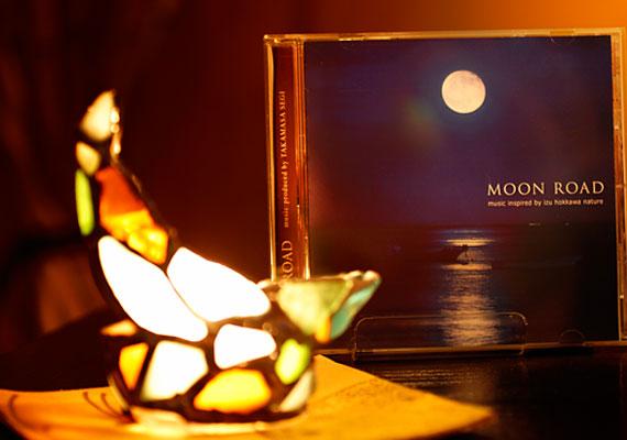 1F 湯上がりサロン「月の音」